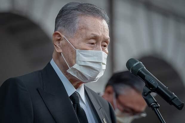 Главе оргкомитета Олимпиады в Японии пришлось оправдываться за свои слова о женщинах