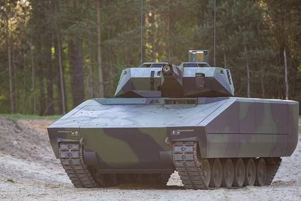 Перезапуск программы OMFV. Пентагон принимает заявки на замену M2 Bradley