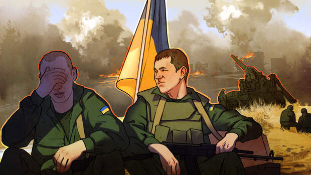 Подразделения ВСУ заминировали населенный пункт в Донбассе