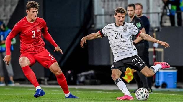 Мюллер вошел в пятерку игроков сборной Германии, которые забивали наибольшему количеству соперников