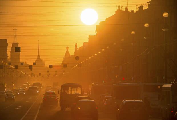 Синоптик рассказал петербуржцам, какое будет лето