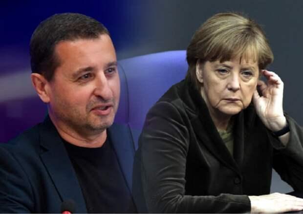 """Доктор посоветовал Меркель """"Спутник V"""" пока не поздно"""