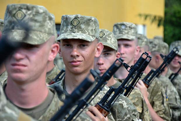 Украинский блогер назвала ВСУ сборищем «алкашей и наркоманов»