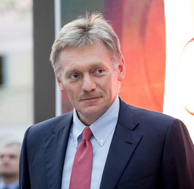 Песков заявил, что ситуация в Белоруссии находится под контролем