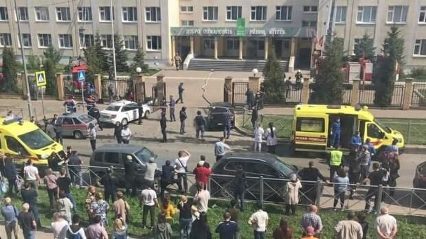 Директор казанской школы назвала причину отказа от охраны учреждения