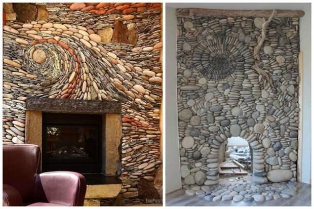 Каменная брутальность в интерьере Фабрика идей, дизайн, дом, интерьер, камни, красота
