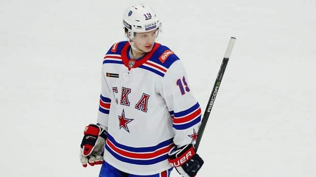 Владимир Ткачев попрощался с болельщиками СКА