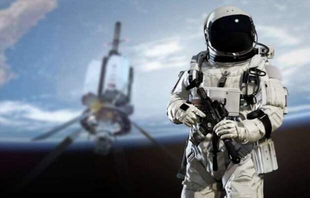 «Космические войска»: какое оружие и для чего брали на орбиту космонавты