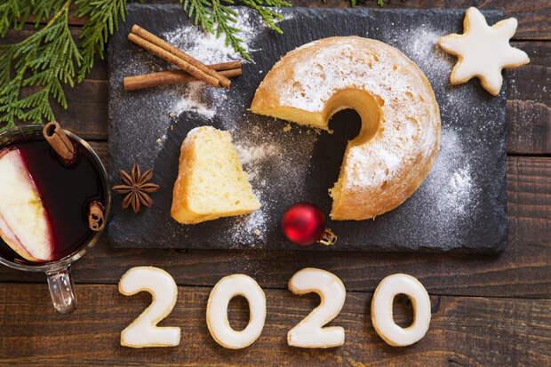 Новогодние блюда, которые готовятся для привлечения удачи