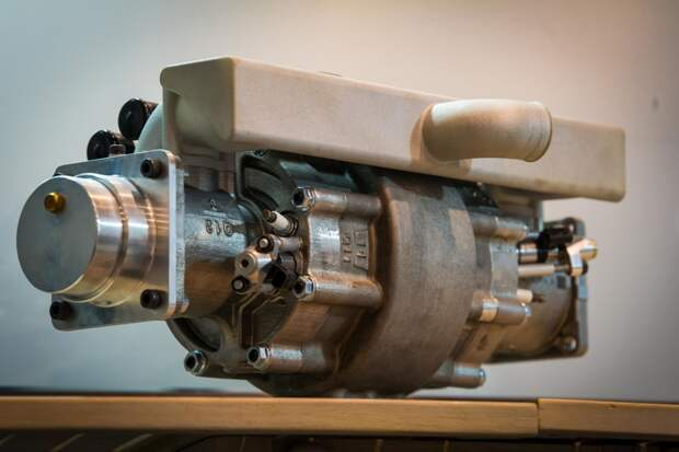 Aquarius moves forward with a hydrogen variant of its single-cylinder micro-engine