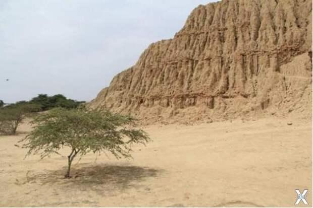 Загадки долины пирамид Ламбайеке в Перу