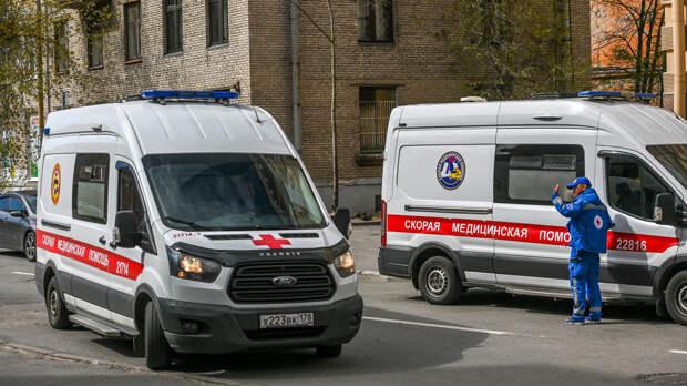 В России за сутки выявили 8 271 новый случай заражения коронавирусом