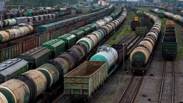 Вагоностроение Украины приходит в упадок из-за поставок б/у вагонов из РФ