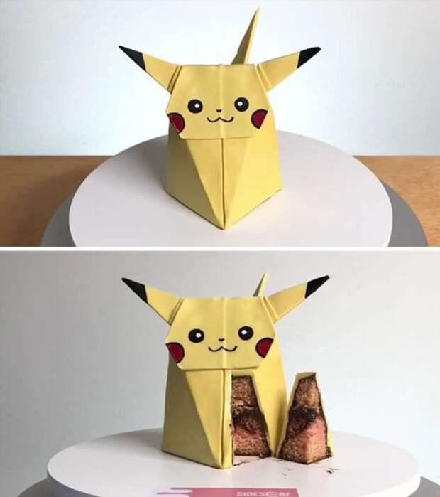 Замаскированные торты и пирожные