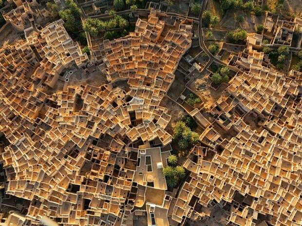 Удивительный город Гадамес на краю пустыни