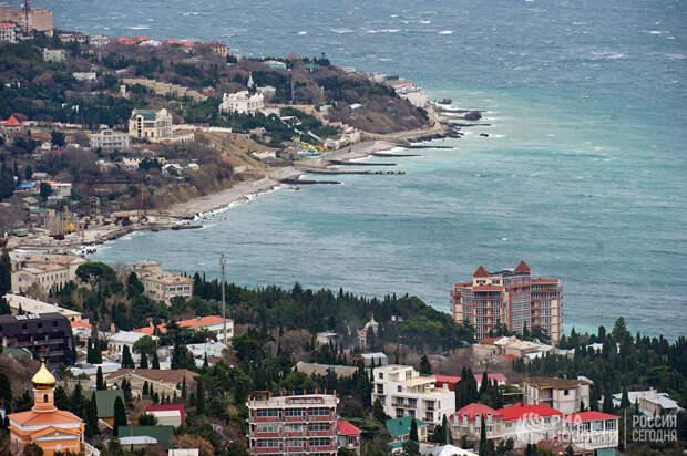 «Оккупированный» Крым покорил сердца немецких делегатов