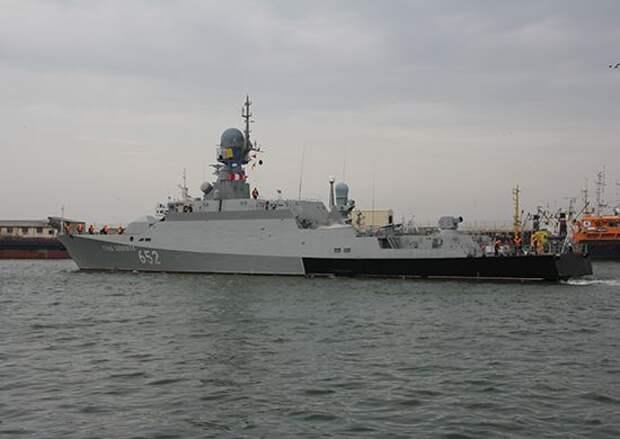 Корабли Каспийской флотилии иВМС Казахстана проведут совместные маневры