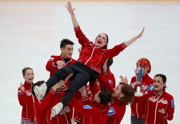 Матыцин оценил формат командного турнира по фигурному катанию: «ФФККР идет в правильном направлении»