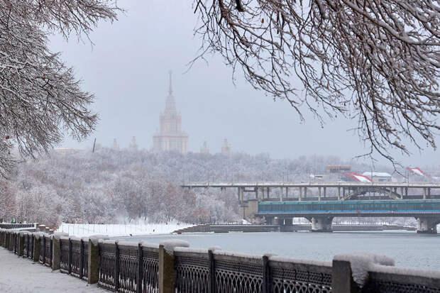 В Москве ожидаются аномальные морозы