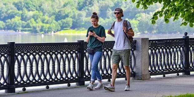 За первые три дня работы сервиса москвичи получили почти 2,5 миллиона QR-кодов