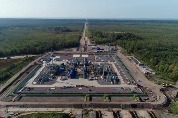 Названы приблизительные сроки завершения строительства «Северного потока-2»