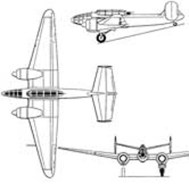 Самолет WWII