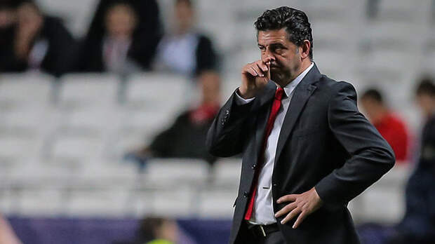 «Спартак» пойдет португальским курсом. Руй Витория - новый главный тренер «красно-белых»