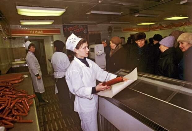 СССР —страна бытового воровства.