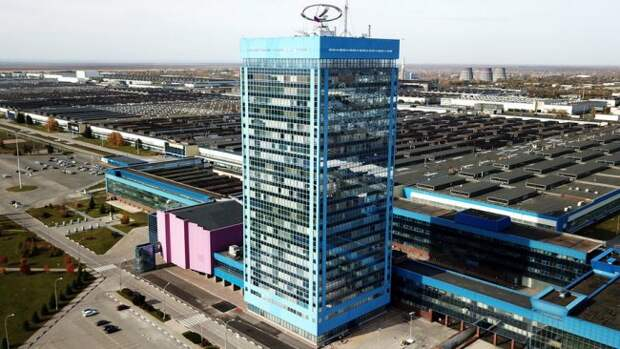 «АвтоВАЗ» ликвидирует «Завод автомобильных компонентов» - «Бизнес»