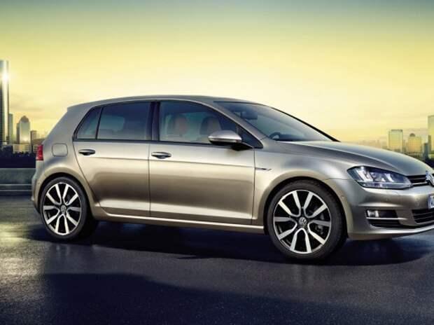 В Россию приедет юбилейная версия Volkswagen Golf Edition