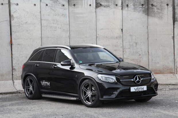 Радость через силу и экономичность: Mercedes-Benz GLC 220 d