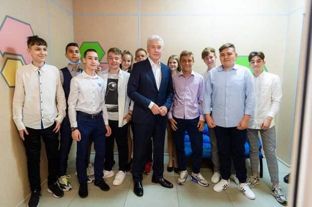 В этом году в Москве открылись 18 новых школ / Фото: mos.ru