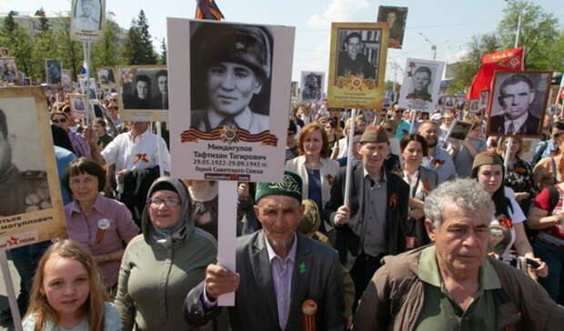 Нейросети защитят тюменский «Бессмертный полк» отфашистов