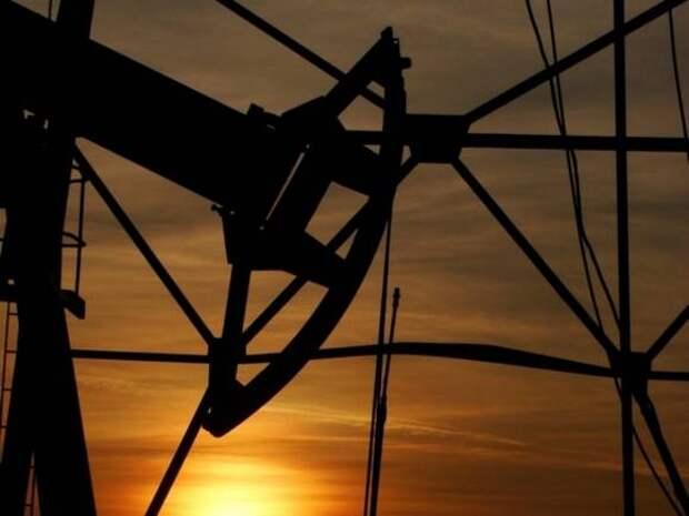 Стоимость нефти Brent опустилась ниже $69 за баррель