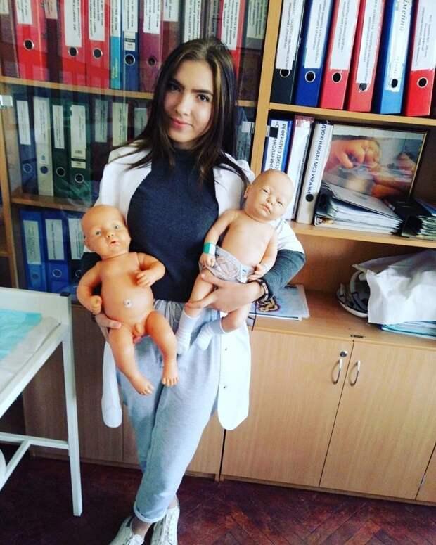 Из Киева в больнице, красавицы, красотки, медицина, медсестра, медсёстры, первая помощь