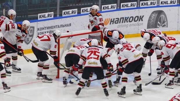 Как «Авангард» обыграл ЦСКА в первом матче Кубка Гагарина