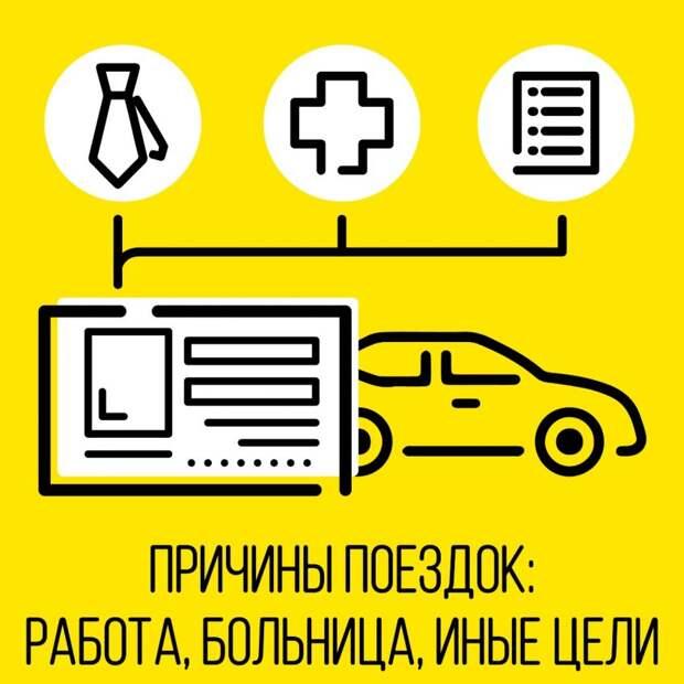 Более трех миллионов москвичей получили электронные пропуска за два дня