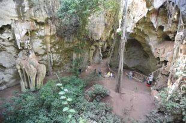 Что за древнейшую могилу человека нашли в Африке?
