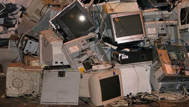 Акция по сбору отработавшей техники и электроники пройдет в Мытищах 15–16 июля