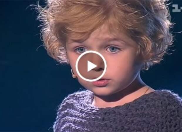 Владимир Высоцкий звучит из уст 7-летнего мальчика. Это нужно услышать!