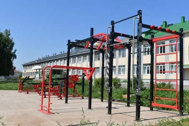 В 2021 году в Ижевске появятся еще две площадки ГТО