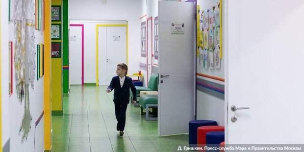 Анастасия Ракова: Качественный и безопасный учебный процесс - наш приоритет Фото: Д. Гришкин mos.ru