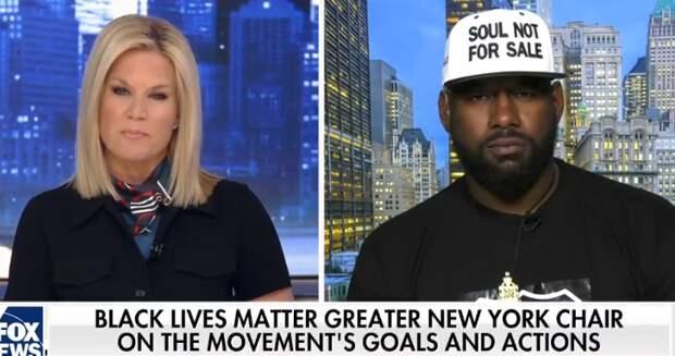 """Лидер Black Lives Matter пригрозил """"сжечь США"""""""