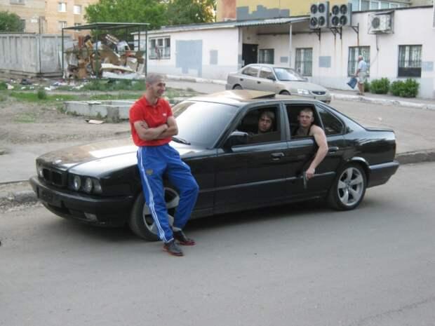 Автомобили лихих 90-х 90-е, авто, автомобили 90-х, лихие 90-е