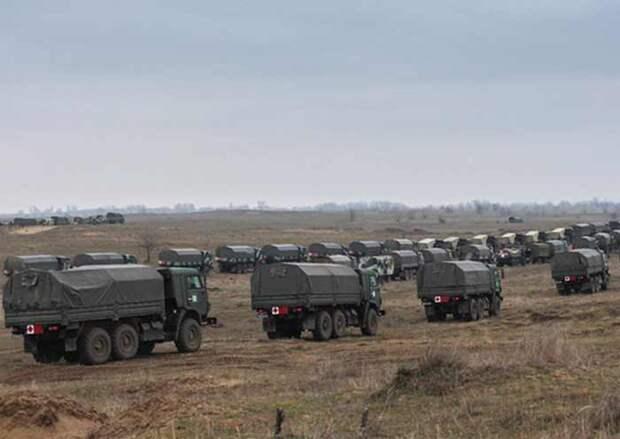 Миротворческие батальоны ВС РФ в Приднестровье в режиме ротации в Зоне безопасности на Днестре