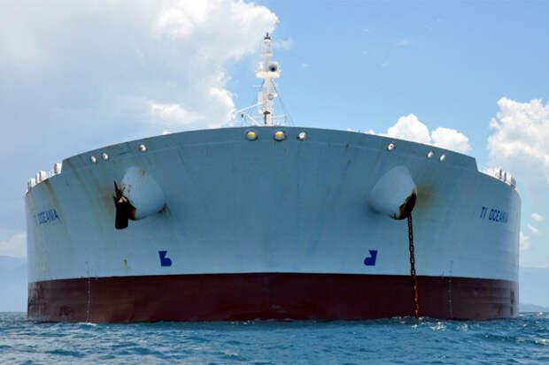 Супертанкеры Россия экспорт нефти