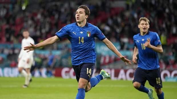 Италия - Испания, Евро-2020, Федерико Кьеза