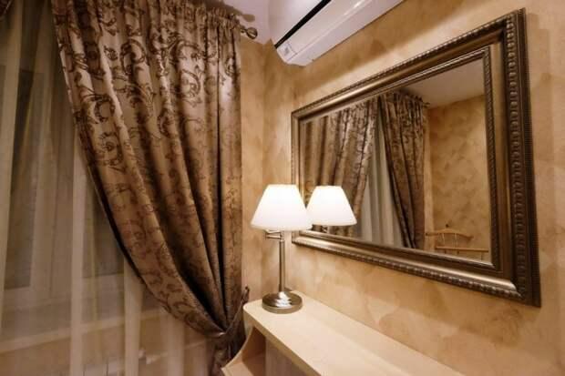 Смельчак купил запущенную «хрущевку» и сделал из неё роскошные апартаменты