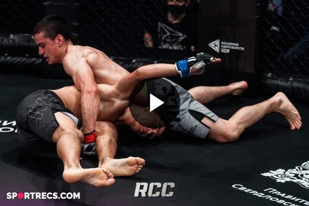 RCC INTRO 17   HIGHLIGHTS   Равиль Коробов, Россия vs Дмитрий Михайлиди, Россия