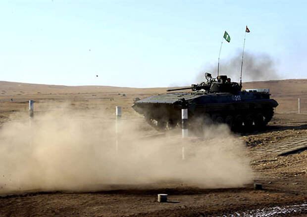 Более 100 военнослужащих ВВО в Бурятии участвуют во всеармейских эта-пах армейских международных игр «АрМИ-2021»